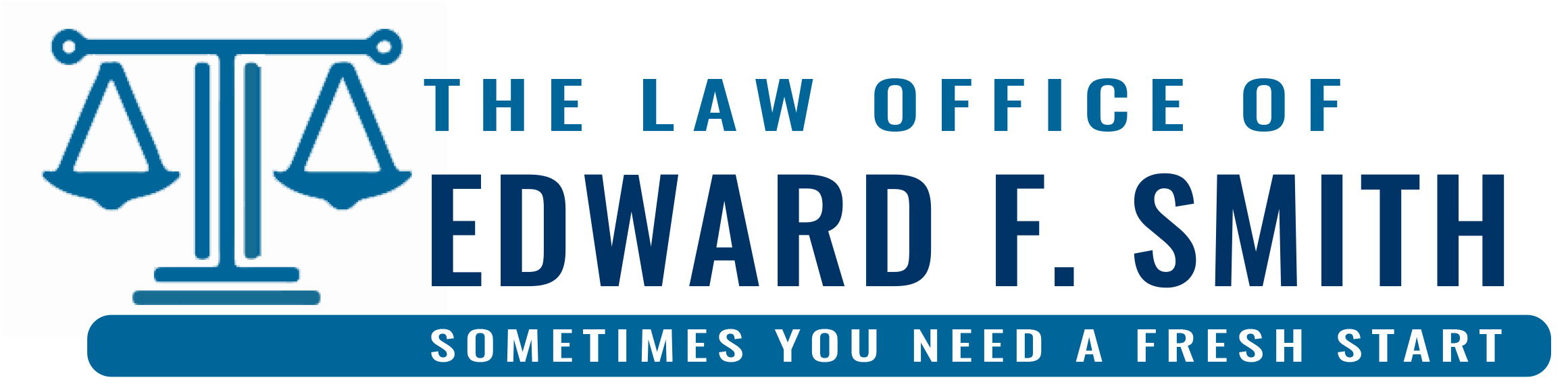 The Law Office of Edward F. Smith Logo